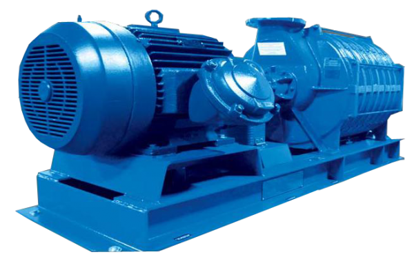 Two Stage Centrifugal Blower : Multi stage centrifugal blowers inohva pneumatics